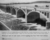 """Ashokan Reservoir Bridge"" Photograph (1916), New York Transit Museum, Brooklyn, New York City (jag9889) Tags: 2016 20160612 anniversary archbridge bw blackandwhite bridge bridges brooklyn bruecke brücke catskills crossing dep departmentofenvironmentalprotection downtownbrooklyn esopuscreek history indoor infrastructure kingscounty mta metropolitantransportationauthority monochrome museum ny nyc nycdep nytm newyork newyorkcity newyorktransitmuseum pont ponte puente punt reservoir span structure text transit transportation usa ulstercounty unitedstates unitedstatesofamerica water watershed jag9889"