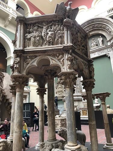 London, Victoria and Albert Museum -049