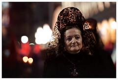 #SemanaSantaVLL #cristodelosartilleros (^ ^ Saha) Tags: semanasanta holyweek valladolid cristodelosartilleros damasdedevocion