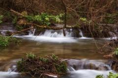 Cascatina (DarioMarulli) Tags: natura nature 18105 d3200 nikon italy italia abruzzo l'aquila seta water acqua ruscello fiume