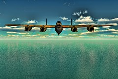 Royal Air Force (driver Photographer) Tags: 3d bryce vue royal air force