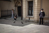 1706143a (Bogdan Szadowski) Tags: lviv ukraine beggar bowler bowlerhat hat man model outdoor people streetphoto woman