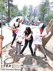 Grupal (82) (Foto Kamekos Arcanos) Tags: gorillaz cosplay 2 shironodesaina fotokamekosarcanos