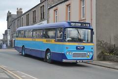 VMP 10G: WJC Buses, Coatbridge (chucklebuster) Tags: vmp10g wjc buses carson aec reliance alexander rtitb