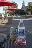 Having a break at Balboa Park - San Diego, CA (SomePhotosTakenByMe) Tags: lemonade limonade sanpellegrino water wasser cookie keks food essen lebensmittel café urlaub vacation holiday america amerika unitedstates california kalifornien sandiego stadt city park balboapark outdoor