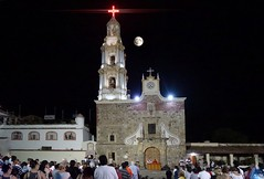 Good Friday (posterboy2007) Tags: ajijic mexico night mass church moon