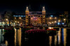 I Amsterdam (Francesca D'Agostino) Tags: amsterdam olanda holland notte night rijksmuseum lungaespozione longexposition colori colors flickraward