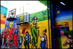 Buenos Aires (makingacross) Tags: buenos aires argentina buenosaires city la boca laboca barrio colour colourful centro cultural de los artistas art graffiti nikon d3000
