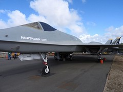 """Northrop YF-23 6 • <a style=""""font-size:0.8em;"""" href=""""http://www.flickr.com/photos/81723459@N04/26619045167/"""" target=""""_blank"""">View on Flickr</a>"""