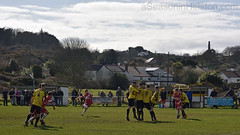 St Day 1, Carharrack 1, Cornwall Combination League, April 2018 (darren.luke) Tags: cornwall cornish football landscape nonleague grassroots st day fc carharrack