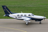 RA-01877 - 2013 build Piper PA-46-350P Malibu Mirage, taxiing for departure on Runway 24 at Friedrichshafen during Aero 2017 (egcc) Tags: 4636577 aero aerofriedrichshafen aerofriedrichshafen2017 bodensee edny fdh friedrichshafen lightroom malibu malibumirage mirage n2586v n9543n pa46 pa46350p piper ra01877