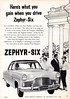 1959 Ford Zephyr-Six Mark II Aussie Original Magazine Advertisement (Darren Marlow) Tags: 1 5 9 19 59 1959 f ford z zephyr s six sedan cool c car collectible collectors classic a automobile v vehicle e english england b british britain 50s