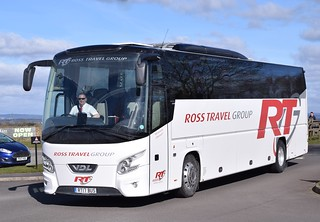 RT17BUS  Ross Travel Group, Featherstone