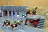 M:Tron all mine (Rogue Bantha) Tags: lego mtron space mine landing pad