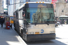 IMG_5577 (GojiMet86) Tags: mta nyc new york city bus buses 2005 d4500cl 3027 6th avenue 35th street