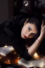 Intense (Paul Oliverph) Tags: girl portrait retrato home photoshoot nikon 35mm 50mm 85mm d7200