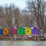 Sail Buffalo Sailing School Huts (Buffalo, New York) thumbnail