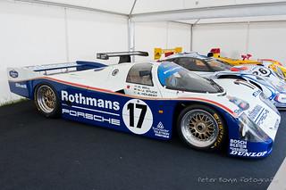 Porsche 962 C - 1987
