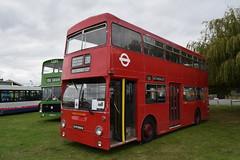 GHV 999N (markkirk85) Tags: bus buses daimler fleetline park royal london transport new 11975 dm999 ghv 999n ghv999n