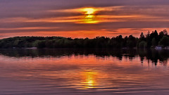 'Here's One I did Earlier' (Bob's Digital Eye) Tags: 2015 bobsdigitaleye canon efs24mmf28stm flicker flickr h2o lakesunset lakescape landscape silhouette sunset t3i laquintaessenza