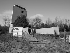 The Last Picture Show (Brian Rome Photography) Tags: urbex travel urbanexploration abandoned eauty old derelict deserted light outside outdoor ruins ruin photo photograph photographer lostspace forrgotten beautiful ruined