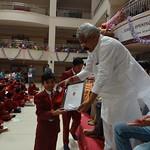 BEST PLEDGE SPEAKER OF SGIS AWARD ~ 2017-18 - Junior