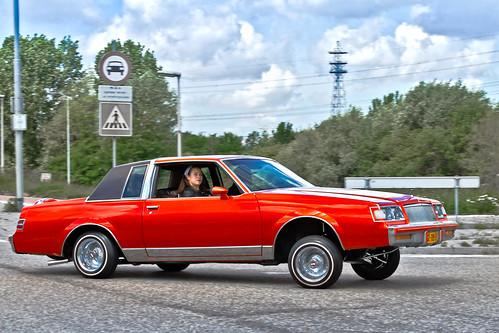 Buick Regal Lowrider 1984 (2361)