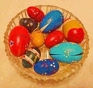 Egg-stra bright 🎨