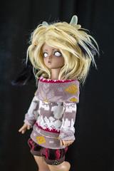 Isi (tjassi) Tags: abjd bjd asian ball jointed doll dolls toys teenie gem soom afi tan tannned isi deer feather