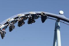Pretzel Loop (dvn225) Tags: orlando florida themepark seaworld seaworldorlando rollercoaster canon canonrebeldslrbolliger mabillard bm