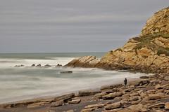 Azkorri beach (R.D. Gallardo) Tags: azkorri beach paisaje playa landscape raw larga exposicion long exposure nd canon eos 6d tamron f28 2875mm