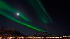 26- am Kaldfjord_DxO+Aff (walt+) Tags: polarlicht nordlicht northernlights auroraborealis tromsö nordnorwegen tromsoenorthernnorway