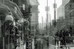 D.C. Urban (b&w) (Stephenie DeKouadio) Tags: canon photography outdoor washington washingtondc dc dcphotos dcurban urban urbandc columbiaheights people blackandwhite monochrome