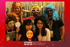 FOSSASIA Summit 2018 - Lifelong Learning Institute Singapore