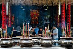 Thien Hau Pagoda, Ho Chi Minh City (Valdas Photo Trip) Tags: vietnam ho chi minh city