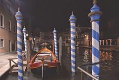 venice corners (poludziber1) Tags: street streetphotography sea city colorful cityscape color colorfull italia italy light night venice venezia blue boat