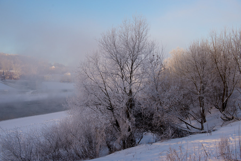 фото: Cold morning