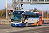 53720 TSV720 Stagecoach Fife (busmanscotland) Tags: 53720 tsv720 stagecoach fife tsv 720 volvo b9r plaxton elite sv11 frz sv11frz