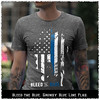 Bleed the Blue. Grungy Blue Line Flag. Gildan Ultra Cotton T-Shirt. Dark Heather.  | Loyal Nine Apparel (LoyalNineApparel) Tags: 556 alllivesmatter blueline ccw conservative constitution firearms gun gunfanatics guns gunsdaily gunslifestyle gunspictures igguns igmilitia instagood lawenforcement liberty libertyordeath loyalnineapparel loyalnineclothes marines mensstyle nra pewpew practice teaparty thepewpewlife veteran veterans