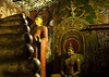 Dambulla Cave Temple (Richard.Garnett) Tags: srilanka thegreatprojects culturaltour dambulla goldentemple worldheritagesite thefivecaves templecomplex budda buddhist