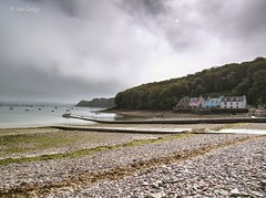 Dale, Pembrokeshire (Ian Gedge) Tags: uk britain water wales cymru pembrokeshire sea rocks dale beach jetty boats