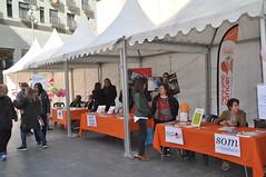 VIII Fira d'Entitats de Voluntariat Social de Lleida (06.04.2018)