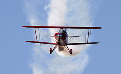 Pitts Special (Bernie Condon) Tags: pittsspecial s1d biplane aerobatic acrobatic formation team display stunt iwm duxford airfield museum airshow aviation aircraft flying