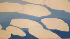 detail of clouds (Mamluke) Tags: jordanschnitzermuseumofart eugeneoregon georgiaokeeffe okeeffe sky ciel clouds nuages skyaboveclouds 1962 1963 1960s art artwork gallery museum painting eugene oregon mamluke jordanschnitzer jordanschnitzermuseum