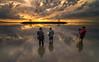 The hunters (Maskun Ramli) Tags: landscape landscapephotography landscapelovers landscapehunters bali indonesia waterscapephotography waterscape seascape seascapephotography refelction mirror sonya7ii sonyalpha sonyindonesia sonyalpharangers clouds dramatic sunrise sunrisephotography