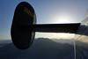 World War II Bomber: View from an Open Window (jswensen2012) Tags: lasvegas nevada b24liberator warbird aerial