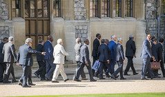 President Kagame attends the Commonwealth Heads Heads of Government Meeting retreat   London, 20 April 2018 (Paul Kagame) Tags: kagame queen elizabeth theresa may chogm rwanda commonwealth united kingdom london africa