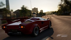 Forza Horizon 3 - Countach Into Sunset (EddyFiveFiveFive) Tags: forza horizon 3 pc game racing playground games car
