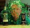 Happy St. Patrick's Day (ricko) Tags: selfportrait stpatricksday guinness beer jameson whisky irishwhiskey green werehere 76365 2018