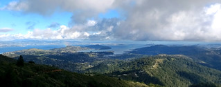 Panorama from Trail